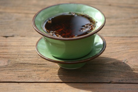 Refreshing and sweet Bailin Gongfu Black Tea