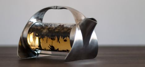 Sorapot Modern Teapot by Joey Roth